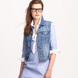 J. Crew Denim Jacket